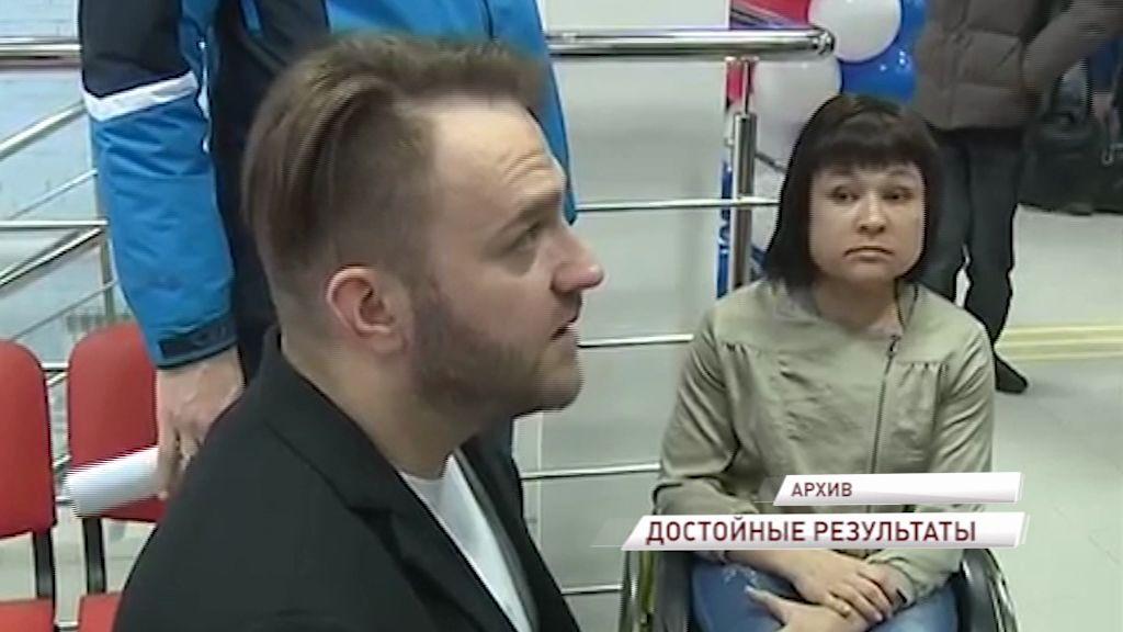 Ярославские спортсмены с ограниченными возможностями взяли награды на чемпионате и первенстве России по легкой атлетике