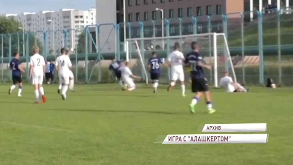 «Шинник» провел последний контрольный матч в Беларуси