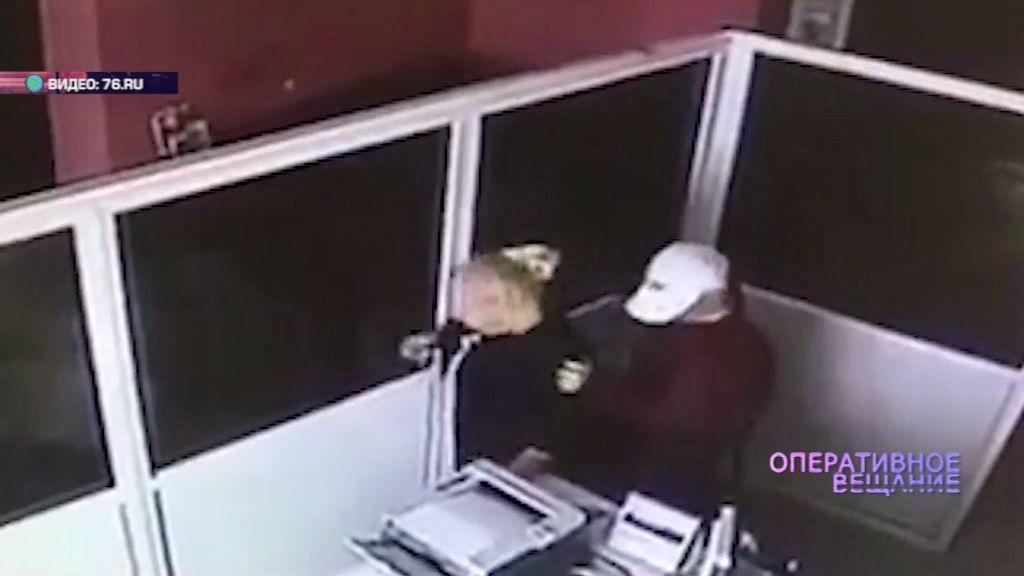 Стали известны подробности ограбления офиса страховой компании в Ярославле