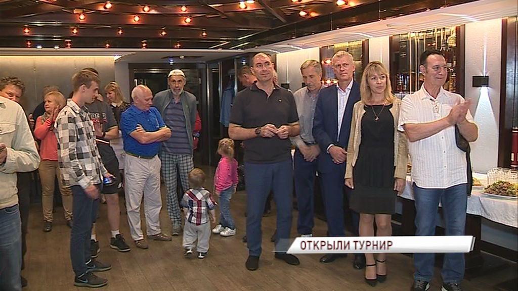 В Ярославле открылся теннисный турнир памяти Михаила Падерина