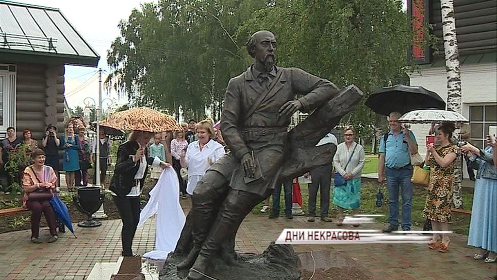 Фестиваль «Дни Некрасова» в Вятском посетило множество заслуженных артистов