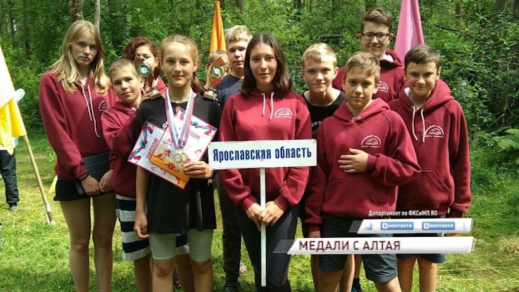 Ярославские слаломисты вернулись с престижных соревнований с «золотом» и «серебром»
