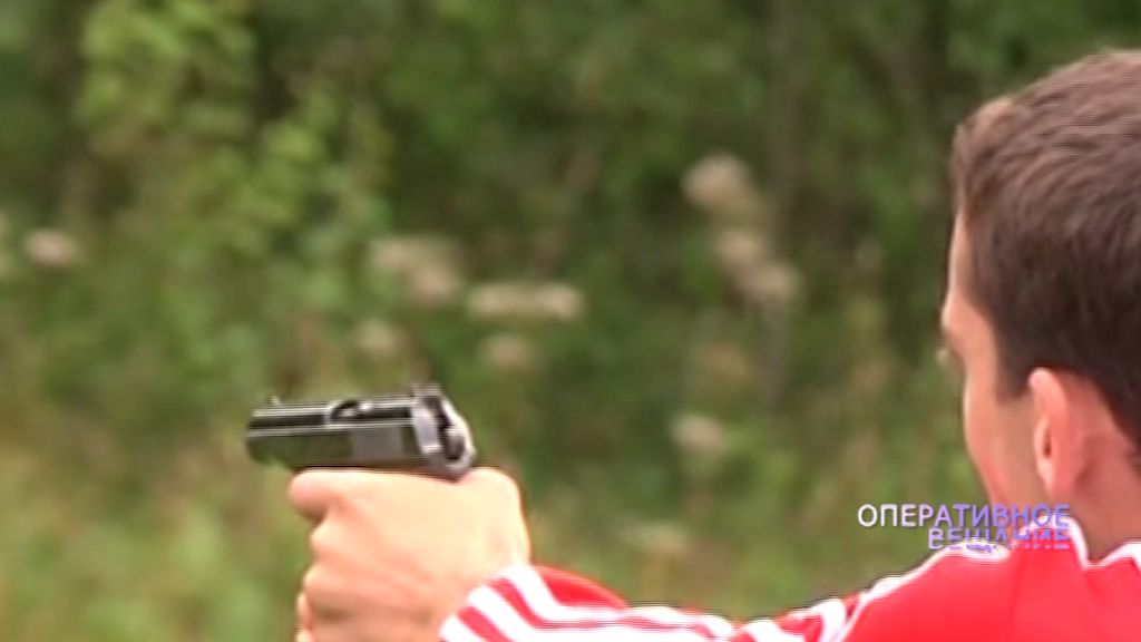 Ярославские полицейские посоревновались в меткости, скорости и ловкости