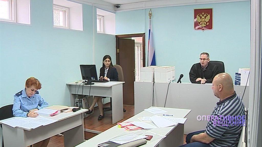 Перед судом предстал посредник группы, кравшей детали с ярославского завода: ход заседания