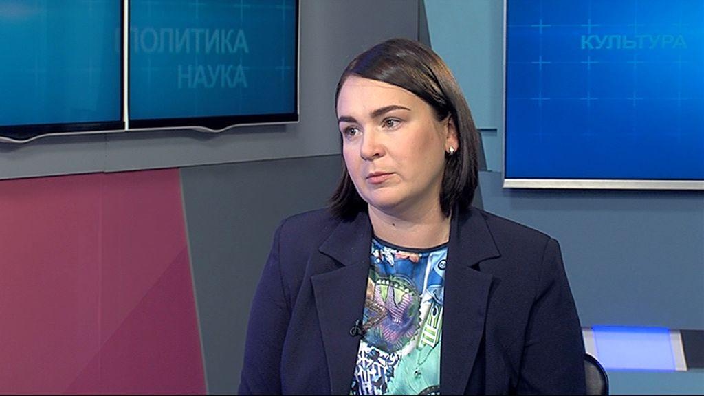 Программа от 13.07.2018: Надежда Корзина