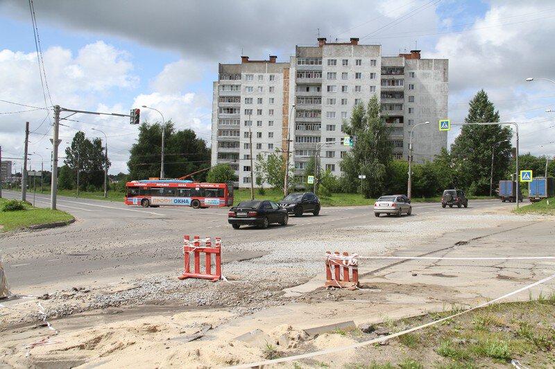 В Рыбинске на два месяца перекроют участок улицы 9 мая