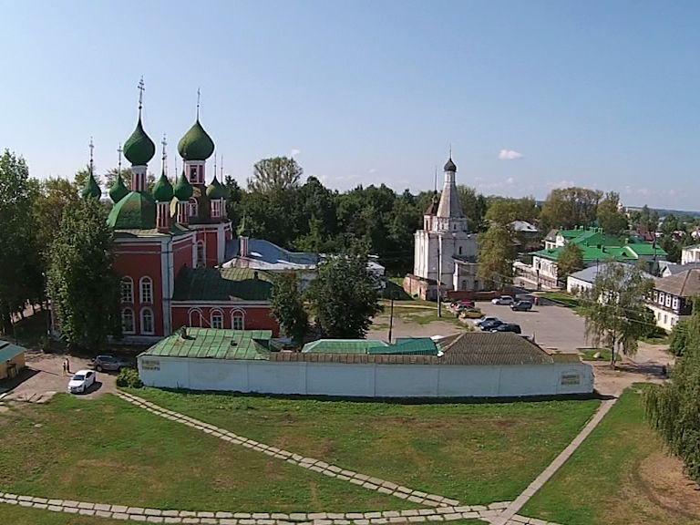 Переславль-Залесский сделают более доступным для туристов