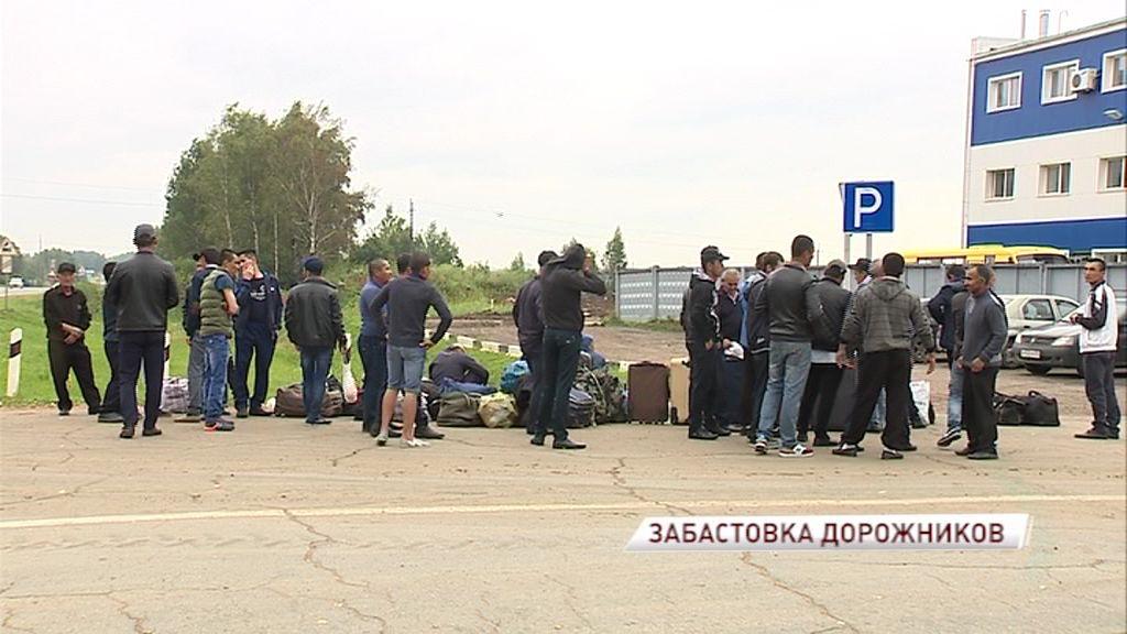 Не заплатили и выселили на улицу: дорожники из Узбекистана три месяца ждут зарплату от работодателя