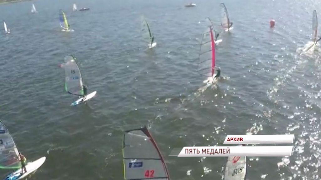 Рыбинские яхтсмены выиграли пять наград на соревнованиях «Камское море»