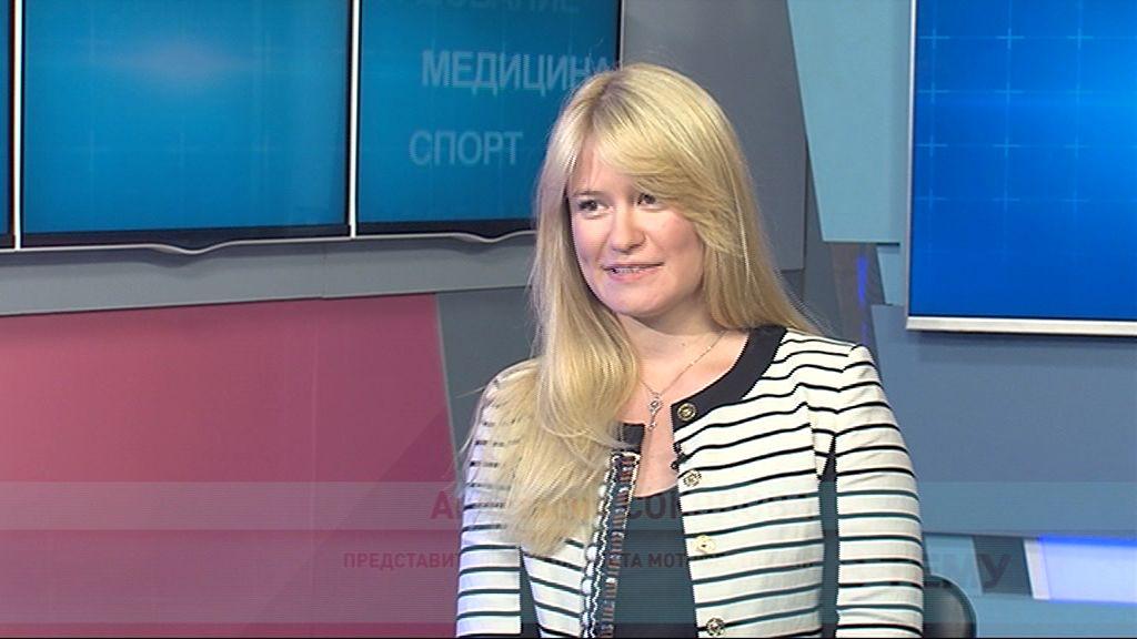 Программа от 9.07.18: Анастасия Соколова