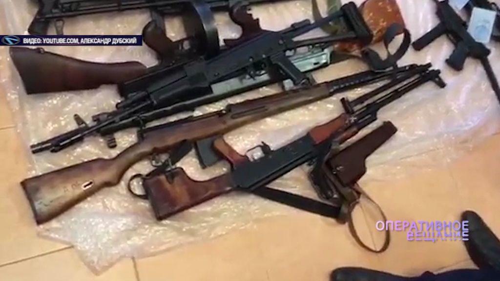 Автоматы, взрывчатка и даже миномет: ярославцев подозревают в контрабанде оружия