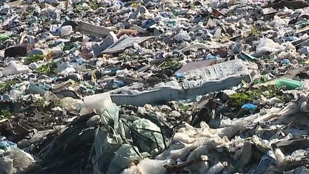 Поселок в Ростовском районе тонет в мусоре: как собираются решать проблему