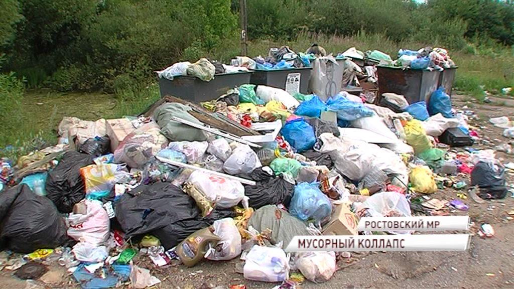 Два месяца не видели мусоровоза: Семибратовское сельское поселение утопает в собственных отходах