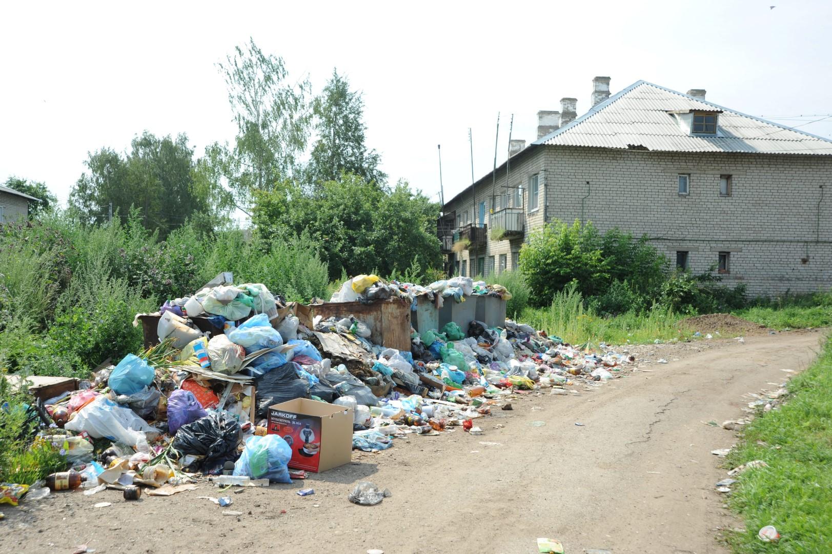 Единый оператор по мусору начнет работу в области раньше из-за мусорного коллапса в Ростовском районе