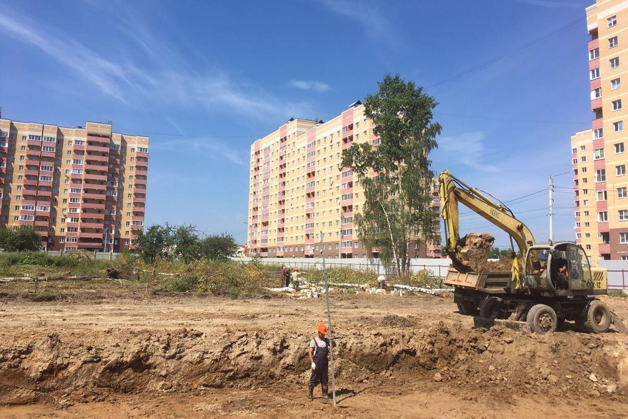 В Брагине появится новый детский сад на 280 мест