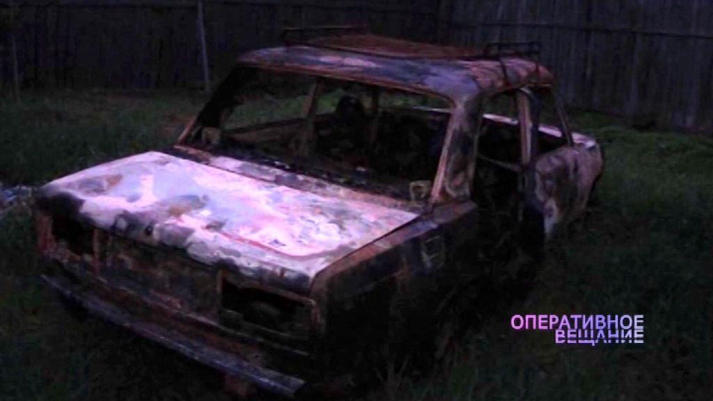 В Гаврилов-Яме будут судить автомобильного поджигателя