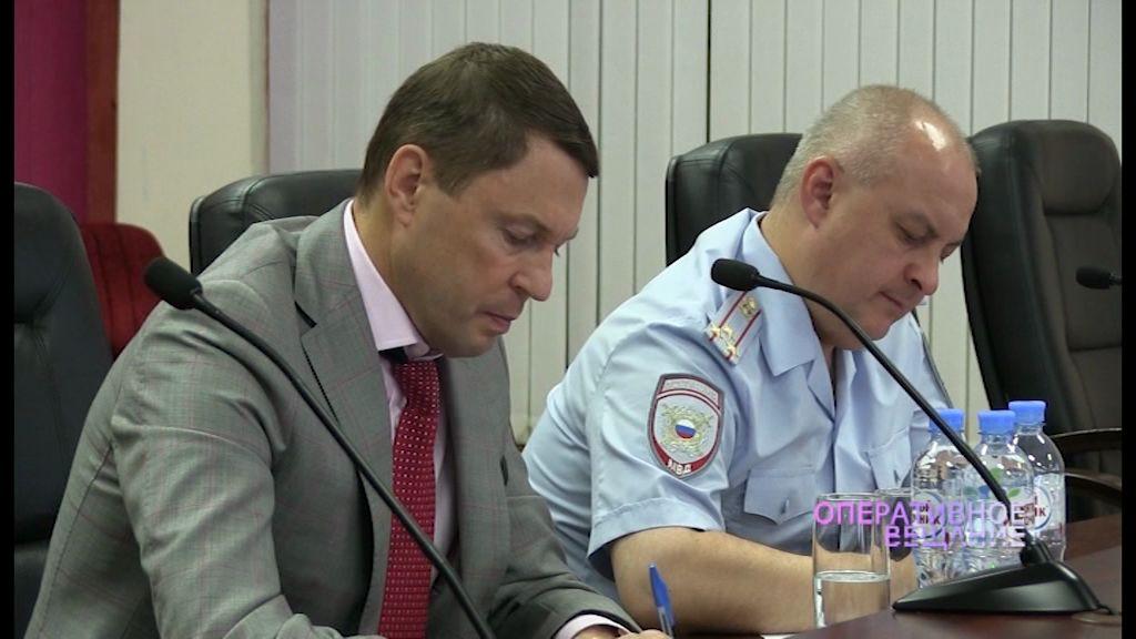 Главный полицейский региона ответил на вопросы жителей