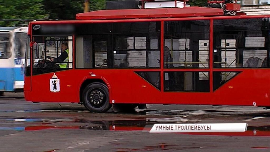 У шестого троллейбуса в Ярославле поменяется расписание
