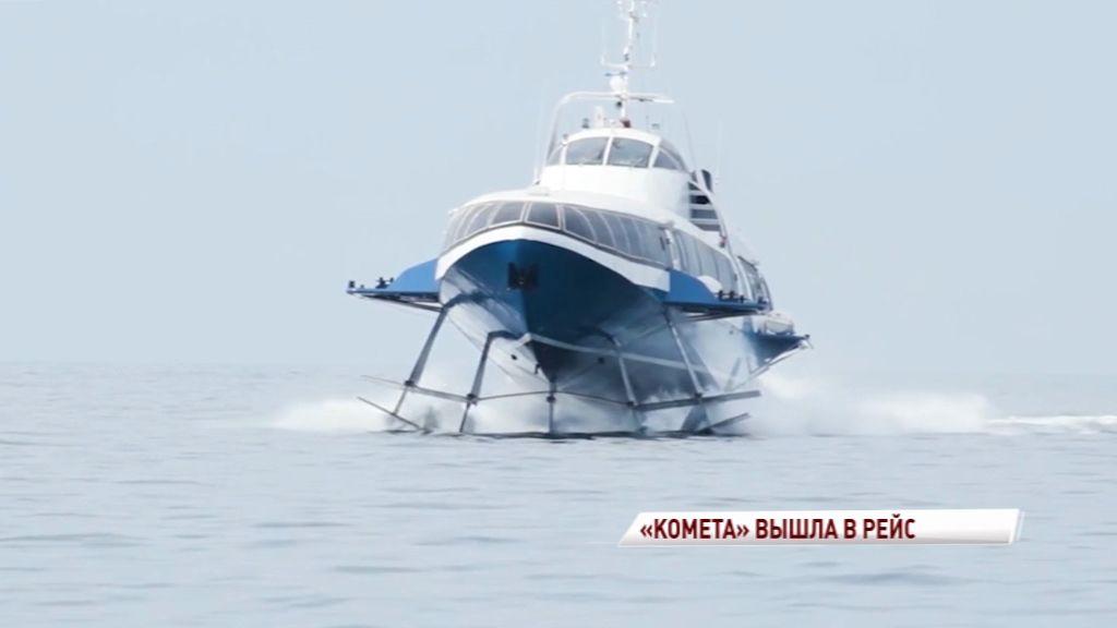 Дмитрий Медведев спустил на воду катер рыбинского производства