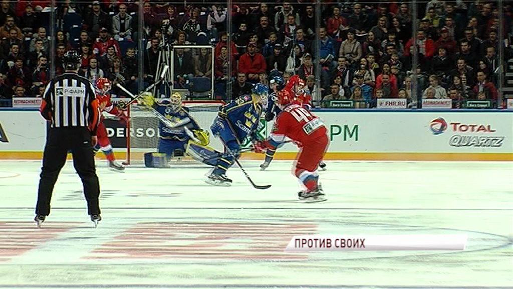 Сразу пять игроков «Локомотива» вызваны в олимпийскую сборную России по хоккею
