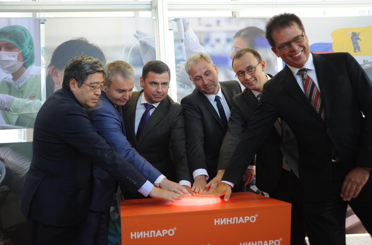 В Ярославле запустили производство инновационного препарата для людей с редким онкологическим заболеванием
