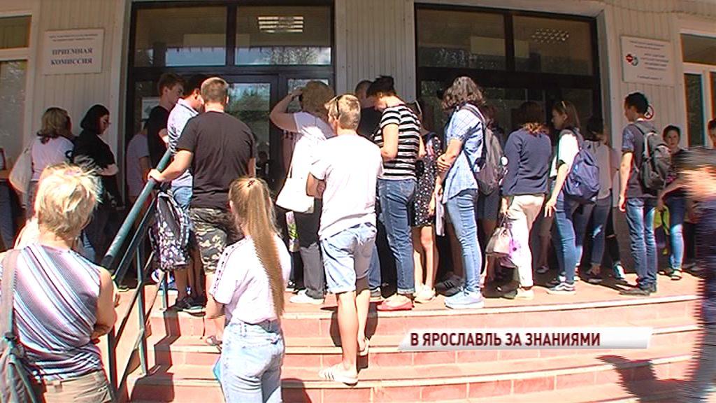 Все больше иностранцев поступают в ярославский медицинский университет