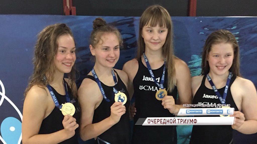 Екатерина Михайлушкина бьет рекорды на чемпионате Европы