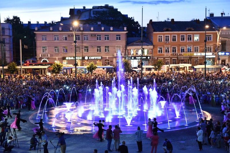 В День ВДВ в Ярославле отключили фонтаны