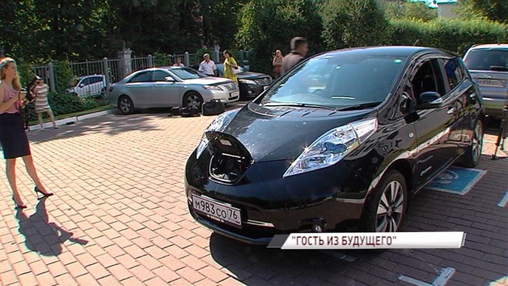На ярославских дорогах в ближайшее время появится больше электромобилей