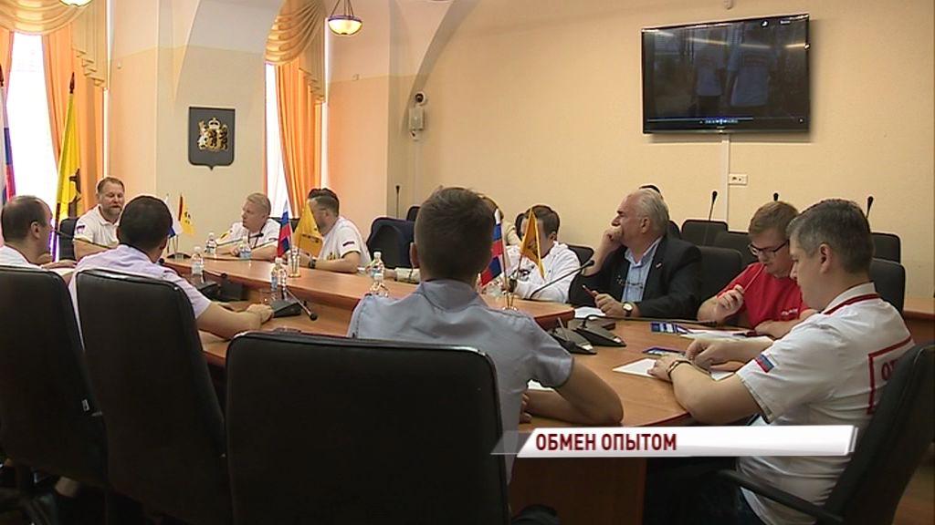 «Главный отец» страны обсудил с ярославцами проблемы детства и халатность взрослых