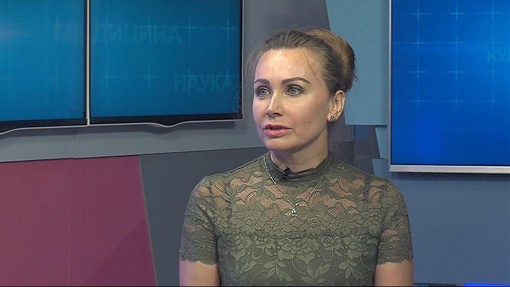 Программа от от 7.08.18: Татьяна Синицына