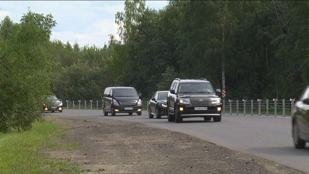 Дмитрий Миронов оценил ход ремонтных работ в Рыбинске