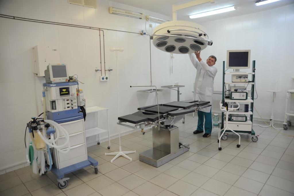 В больнице № 9 в Ярославле открылось хирургическое отделение