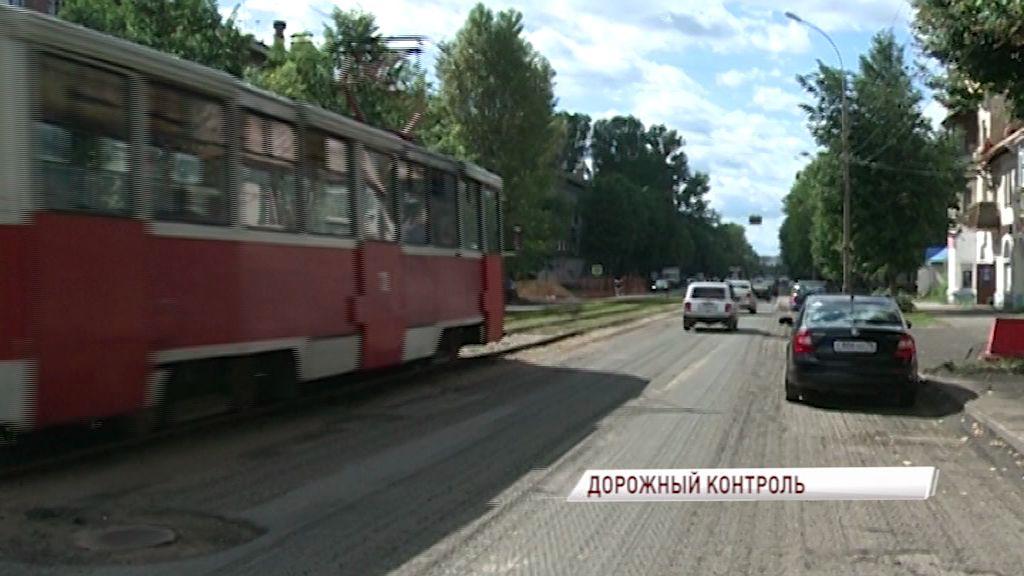 Дорога на Чкалова будет сдана к началу сентября