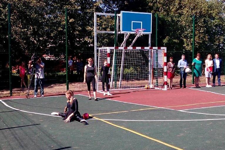 «Решаем вместе!»: в селе Новом обустроили новую детскую площадку