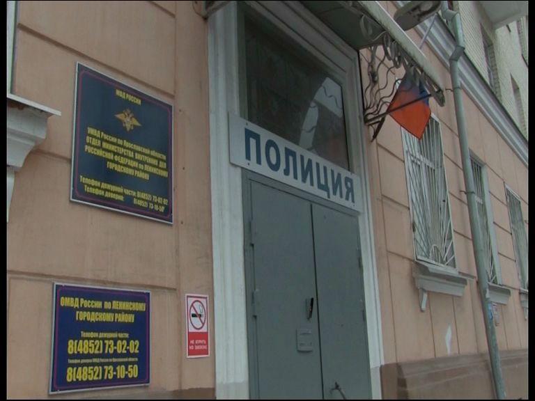 В Даниловском районе поймали пьяного автовора