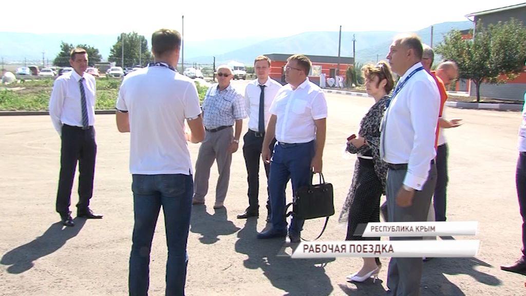 Ярославская регион заинтересован в укреплении сотрудничества с Крымом и Севастополем