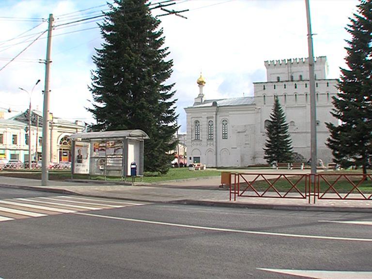 Остановки в Ярославле в зоне ЮНЕСКО заменят на новые