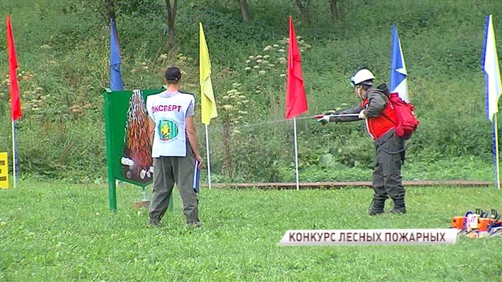 Они защищают лес: в регионе выбрали лучших огнеборцев