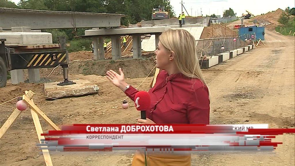 После обращения к Дмитрию Миронову решился вопрос с мостом через Касть