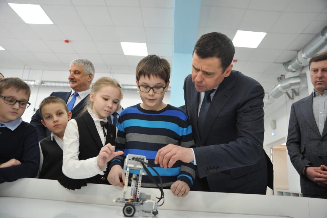 Дмитрий Миронов сообщил об открытии детского технопарка в Ярославле