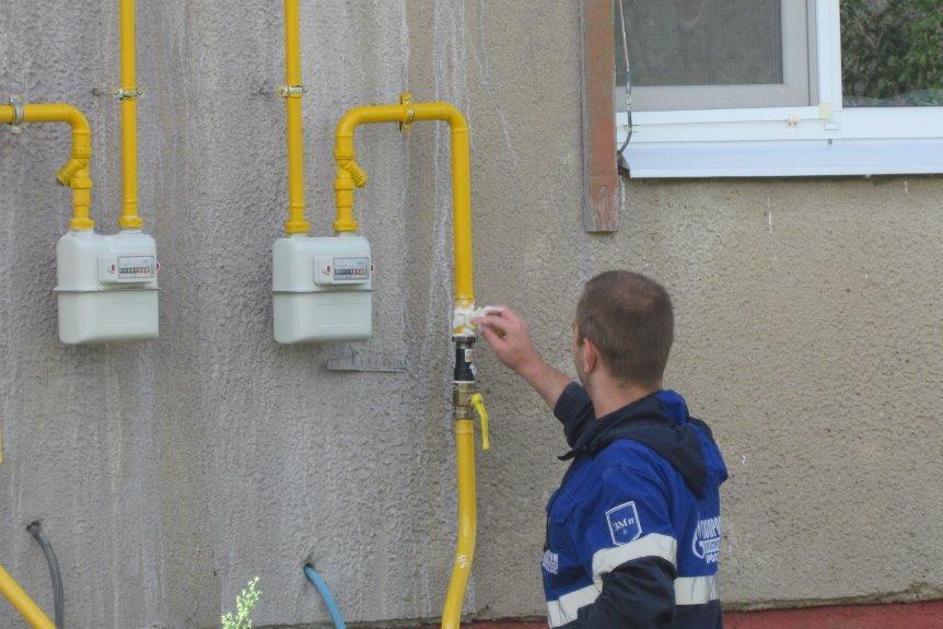 В три деревни Гаврилов-Ямского района пришел газ