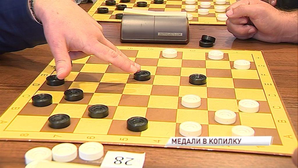 Ярославские шашисты взяли медали на чемпионате мира