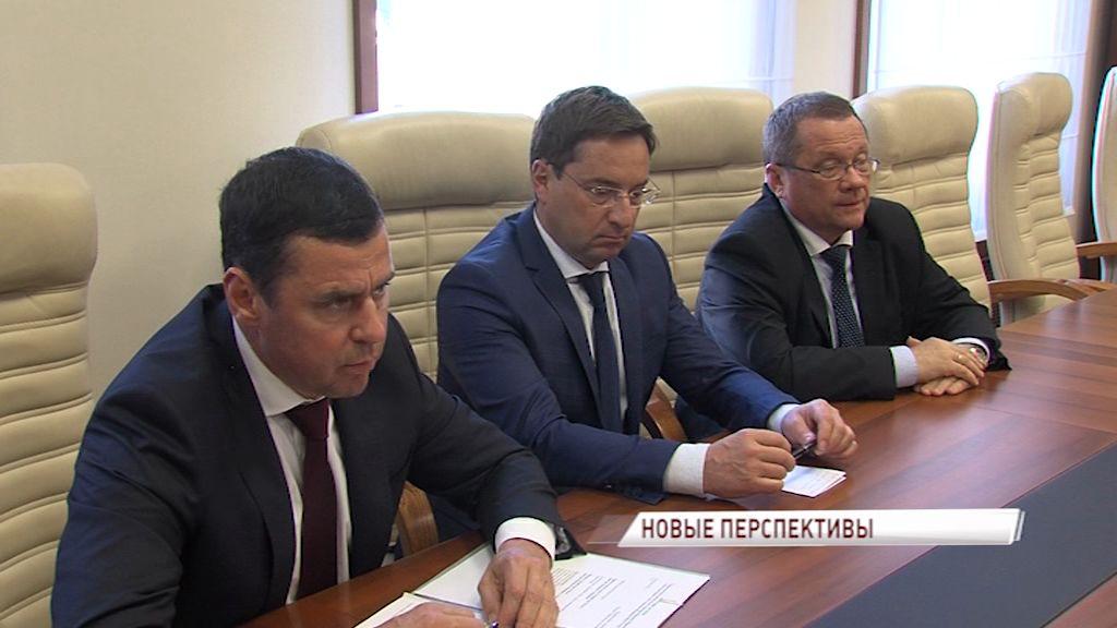 Дмитрий Миронов рассказал о развитии бокса в регионе