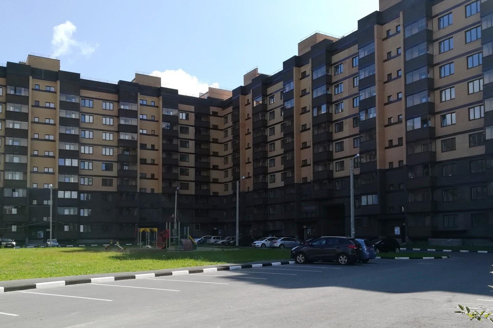 Обманутые дольщики получат 117 квартир на Чернопрудной