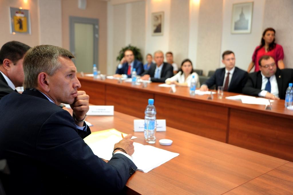 Дмитрий Миронов: «Руководители муниципальных районов несут личную ответственность за реализацию проекта «Решаем вместе!»