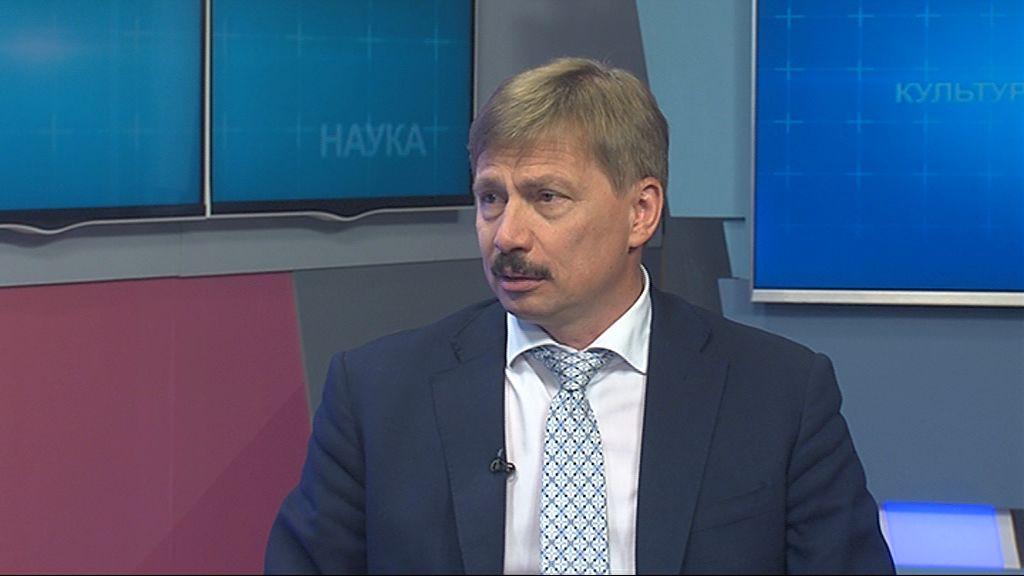 Программа от 24.08.2018: Владимир Татаринов