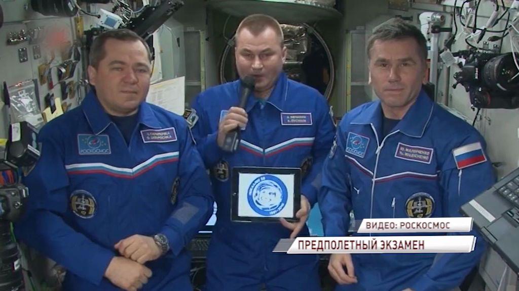 Рыбинский «Бурлак» готовится к полету на МКС