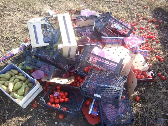 Сначала года в регионе уничтожили более двух тонн «санкционки»