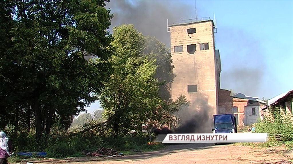 Территория ярославского завода превратится в разгромленную Сирию